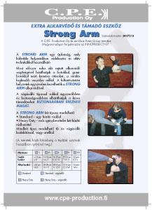 CPE_Strong_Arm-extra_alkarvedo_es_tamado_eszkoz